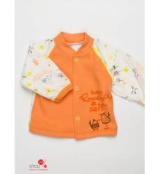 Распашонка Веснушка детский, цвет оранжевый 39084846