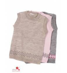 Туника Лютик для девочки, цвет бежевый 39085206