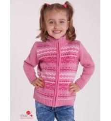 Кардиган Лютик для девочки, цвет розовый 39085210
