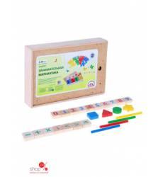 Счетный материал Краснокамская игрушка, цвет мультиколор 39085301