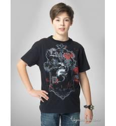 Футболка Million X для мальчика, цвет черный 39085680