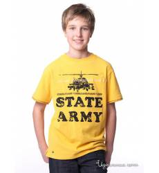 Футболка Million X для мальчика, цвет желтый 39085686