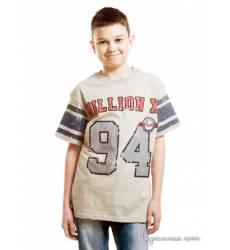 Футболка Million X для мальчика, цвет бежевый 39085724