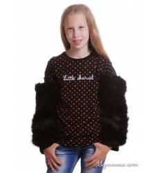 Нарукавники-гетры Million X для девочки, цвет черный 39085748
