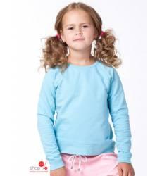 Джемпер Vilatte для девочки, цвет голубой 39086203