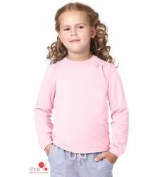 Лонгслив Vilatte для девочки, цвет розовый 39086208