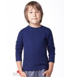 Лонгслив Vilatte для мальчика, цвет темно-серый 39086214
