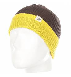 Шапка детская Herschel Youth Quartz Charcoal/Yellow Youth Quartz