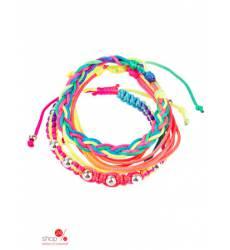 3 браслета Klingel, цвет разноцветный 40008742