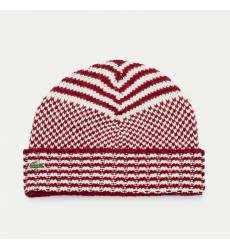 Вязаная шапка Lacoste 40123945