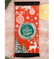 Обертка для шоколада С Новым годом, 18,2*15,5 см Joy 40488981