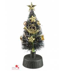 Украшение новогоднее ЕЛОЧКА С ПОДСВЕТКОЙ, высота 20,5 см Вераиль 40788579