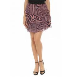 юбка SPORTMAX CODE Короткая юбка с воланами