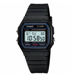 часы CASIO Collection F-91w-1q