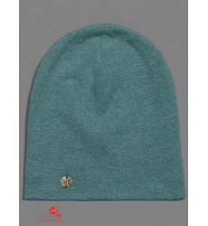 Шапка ЁМАЁ для мальчика, цвет зеленый 41582062