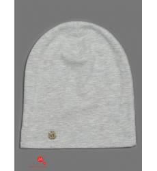 Шапка ЁМАЁ для мальчика, цвет серый 41582063