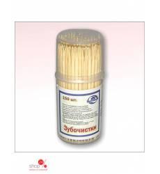 Зубочистки, 150 шт Мультидом, цвет Дерево 42230770