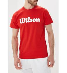футболка Wilson Футболка спортивная