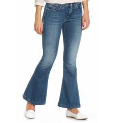 джинсы Tommy Hilfiger Джинсы клеш