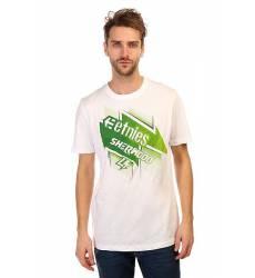 футболка Etnies Checked Tee