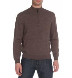 пуловер PREMISE Полуприлегающий пуловер на молнии