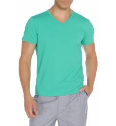 футболка SIS Футболка с V-образным вырезом