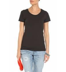 футболка RJ Приталенная футболка с короткими рукавами