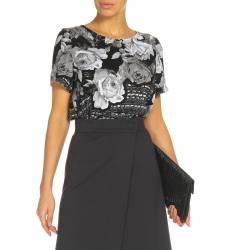блузка Татьяна Сулимина Блузы с коротким рукавом