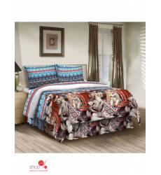 Комплект постельного белья, 1,5-спальный Традиция Текстиля, цвет мультиколор 42714745