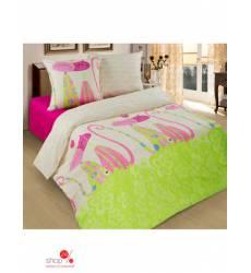 Комплект постельного белья 2х-спальный (бязь) Традиция Текстиля, цвет Кошки 42714919