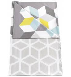 Покрывало Кубики (различные расцветки) Покрывало Кубики