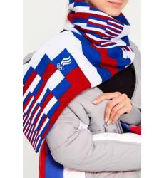 Цветной шарф Цветной шарф