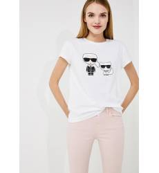 футболка Karl Lagerfeld Футболка