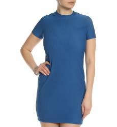 мини-платье Oodji Трикотажное мини-платье