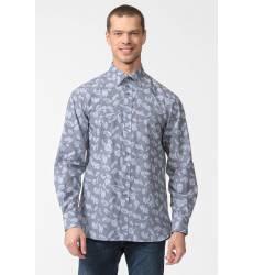 рубашка Slava Zaitsev Приталенная сорочка с длинными рукавами
