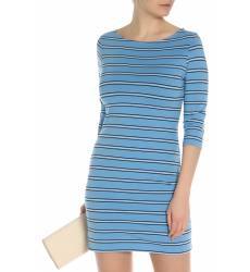 платье Oodji Летнее платье в полоску