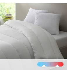 Одеяло двойное 4 сезона, 175 г/м2 и 300 г/м2, 100% полиэстер с обработкой SANITIZED 42893268