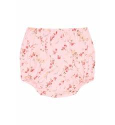 Розовые блумеры с цветочным принтом Розовые блумеры с цветочным принтом