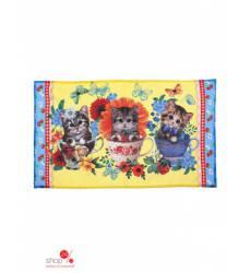 Полотенце кухонное Доляна Котята, 35х62±2 см Доляна, цвет мультиколор 42905523