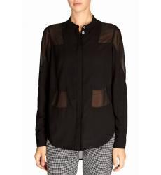 блузка KAREN MILLEN Блузы прозрачные