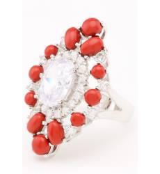 кольцо Judith Williams Кольцо Коралловый рай