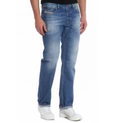 джинсы Diesel Прямые джинсы