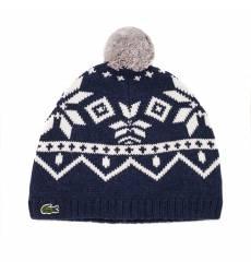Вязаная шапка Lacoste 42928570