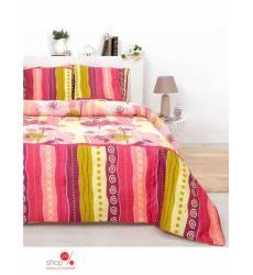 Комплект постельного белья, 1,5-спальный Этель, цвет мультиколор 42930232