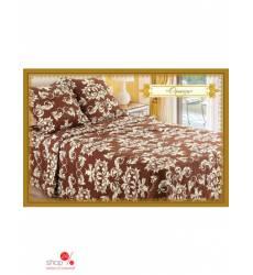 Комплект постельного белья, 2-спальный Этель, цвет коричневый 42958878