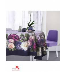 Столовый набор: скатерть 220х150 см, салфетки 40х40 см - 12 шт Этель, цвет фиолетовый 42969886