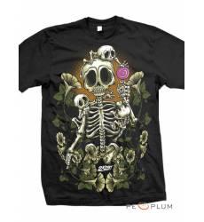 футболка 2K2BT Футболка с черепами Bones Family