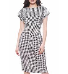 платье Grey Cat Платья и сарафаны приталенные