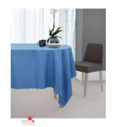 Скатерть Этель, 140х180 см Этель, цвет синий 43061029