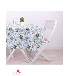 Скатерть для дачиCollorista, 160 х160 см Collorista, цвет белый 43061030